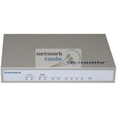 Dynamix DW-2FXS/2FXO Шлюз VoIP 2xFXS порта и 2xFXO порта SIP