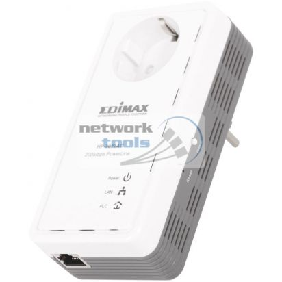 Edimax HP-2002AC Сетевой адаптер PowerLine 200Мбит