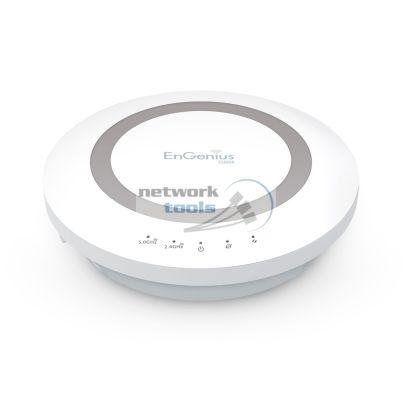 EnGenius ESR600 Двухдиапазонный беспроводной N600 Xtra Range роутер с Gigabit, USB и EnShare