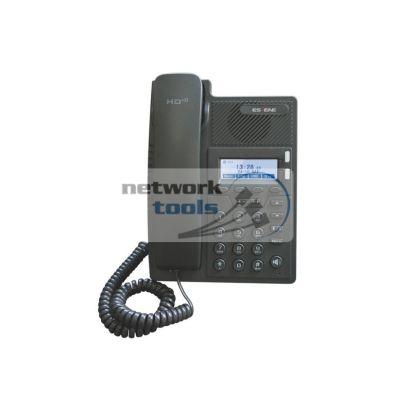Escene ES205N IP-телефон с двумя SIP-линиями, 2 Ethernet порта