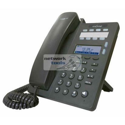Escene ES206PN IP-телефон с POE, двумя SIP-линиями, 2 Ethernet порта