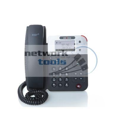Escene ES290PN IP-телефон с двумя SIP-линиями, 2 Ethernet порта, PoE