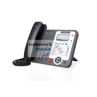 Escene ES320N IP-телефон 2 линии, поддержка протокола SIP, 2 Ethernet порта