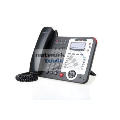 Escene ES330PEN IP-телефон 3 линии, поддержка протокола SIP, 2 Ethernet порта, PoE