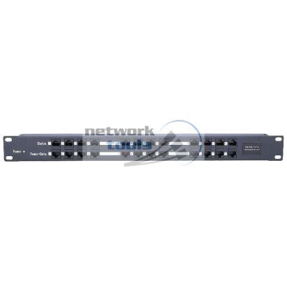 ExtraLink POE12P Инжектор POE 12 портов для IP-камер