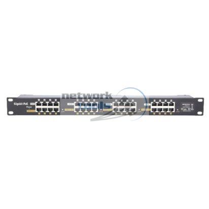 ExtraLink POE16PG Гигабитный  инжектор POE 16 портов для IP-камер