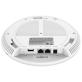 Grandstream GWN7610 Точка доступа HotSpot 2,4ГГц и 5ГГц до 1750Mbps
