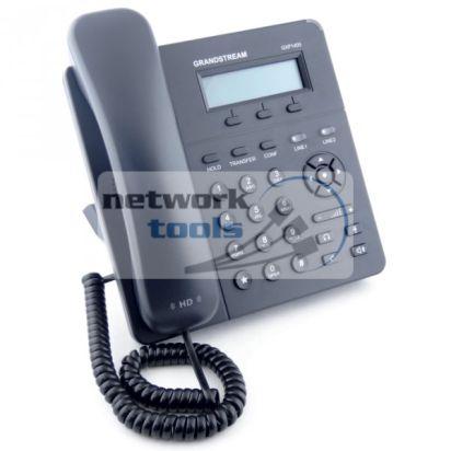 Grandstream GXP1405 VoIP-телефон с PoE, 2-линии