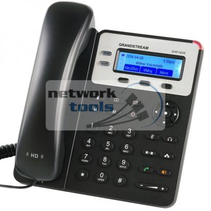 Grandstream GXP1620 VoIP-телефон, 2-линии