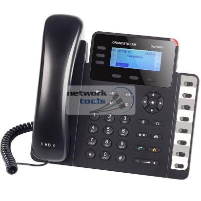 Grandstream GXP1630 VoIP-телефон, 2-линии, SIP