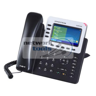 Grandstream GXP2130 VoIP-телефон с LCD дисплеем 320x240 PoE
