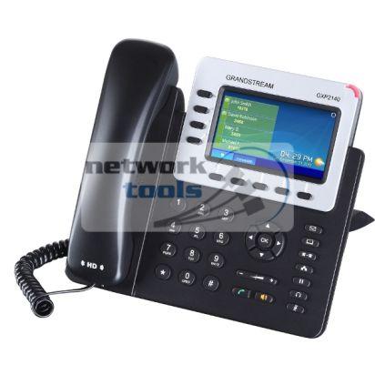 Grandstream GXP2140 VoIP-телефон с LCD дисплеем 480x272 PoE
