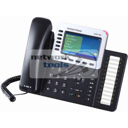 Grandstream GXP2160 VoIP-телефон на 6 линий LCD дисплеем, PoE