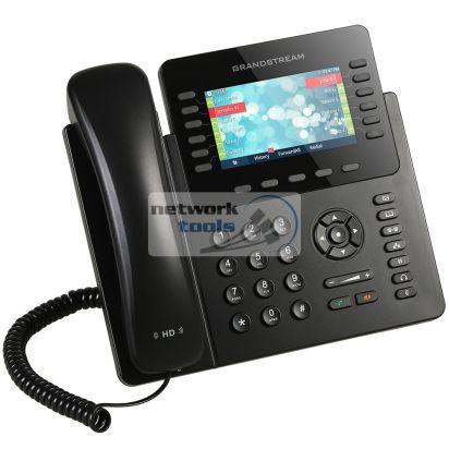 Grandstream GXP2170 VoIP-телефон с LCD дисплеем, PoE, 12-линий