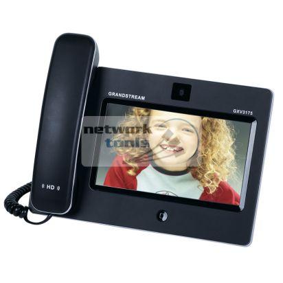 Grandstream GXV3175 VoIP-телефон SIP с цветным LCD дисплеем