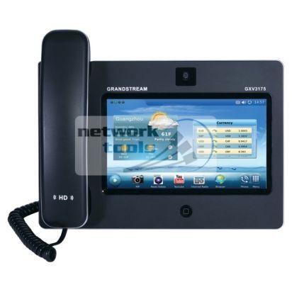 "Grandstream GXV3275 VoIP-телефон с цветным LCD дисплеем 7"" Touchscreen"