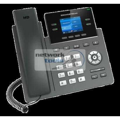 Grandstream GRP2612P VoIP-телефон с LCD дисплеем, PoE,