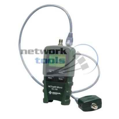 Тестер сети LAN GreenLee NETcat Micro NC-100