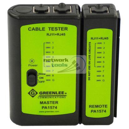Тестер кабеля Greenlee PA1574