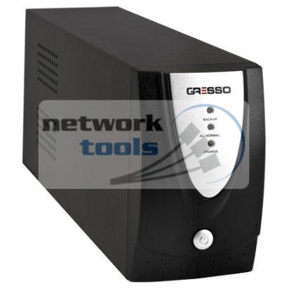 Gresso 500VA AVR Источник бесперебойного питания ИБП UPS