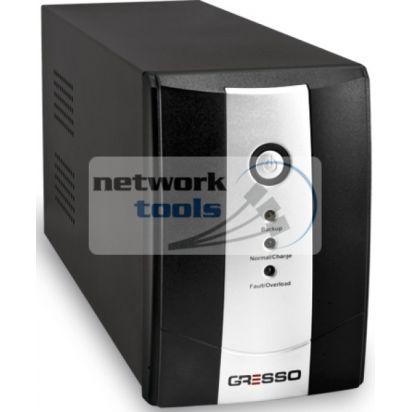 Gresso K800VA AVR Источник бесперебойного питания ИБП UPS