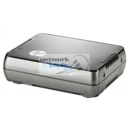 HP Network 1405-05G v2 J9792A  Коммутатор неуправляемый 5-портовый 1Гбит