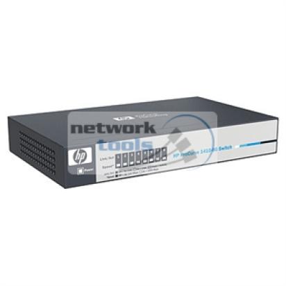 HP Network 1410-08G J9559A Коммутатор неуправляемый 8-портовый 100Мбит