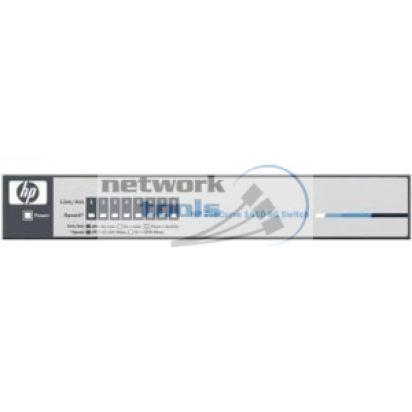 HP Network 1410-08 J9661A Коммутатор неуправляемый 8-портовый 100Мбит