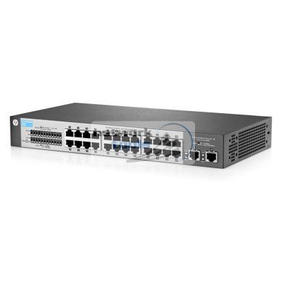 HP Network 1410-24-2G J9664A Коммутатор неуправляемый 24-портовый 100Мбит 2 порта 1Гбит