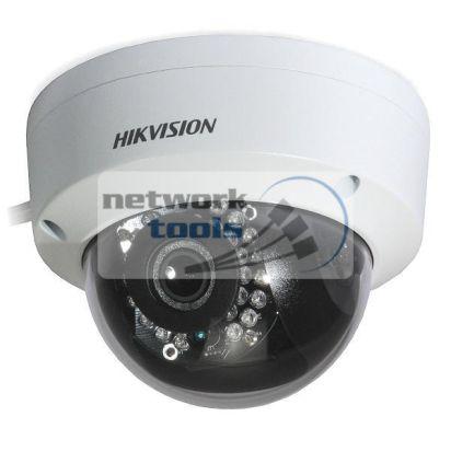 HikVision DS-2CD1121-I(D) Купольная уличная IP-камера разрешением 2 Мп