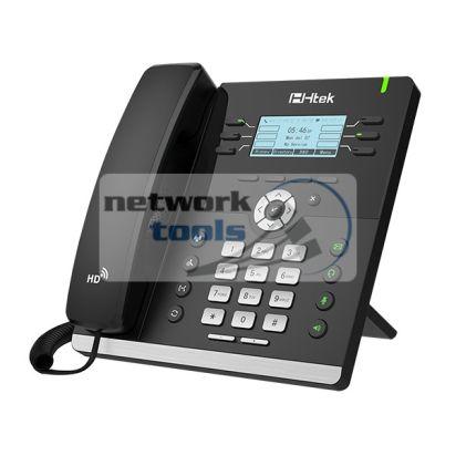 Htek UC903 SIP-телефон 3 SIP аккаунта с POE