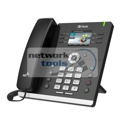 Htek UC923 SIP-телефон Цветной дисплей 3xSIP аккаунта с POE