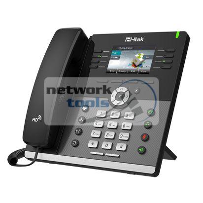 """Htek UC924 SIP-телефон Цветной 3,5"""" дисплей 4xSIP аккаунта с POE"""