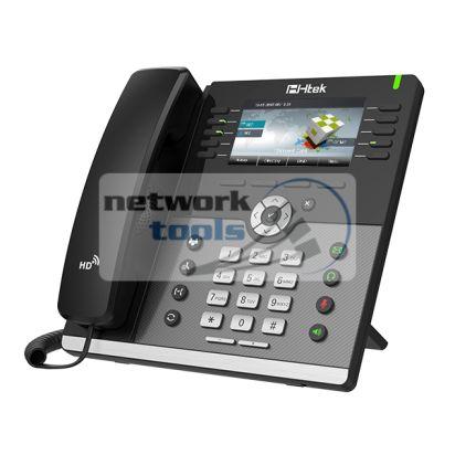 """Htek UC926 SIP-телефон Цветной 4,3"""" дисплей 6xSIP аккаунта с POE"""