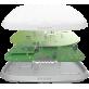 LigoWave NFT 3ac Высоко-мощная точка доступа 2,4 и 5 ГГц, 1750 Мbps, PoE