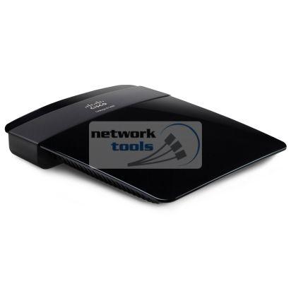 Linksys E900 Беспроводной роутер wi-fi 300Mbps