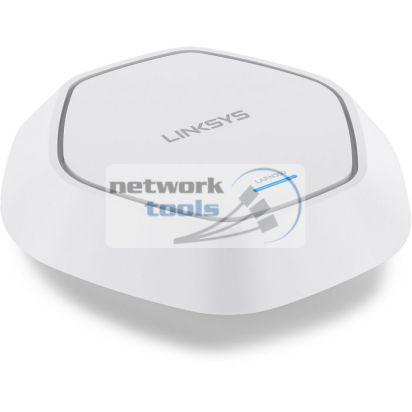 Linksys Cisco SB LAPN300-EU Точка доступа Wi-Fi 300 Mbps PoE