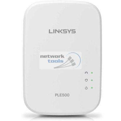Linksys PLEK500 комплект Powerline адаптеров