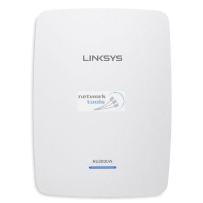 Linksys RE3000W Беспроводной WiFi репитер 300 Мбитс