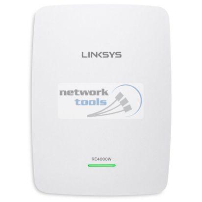 Linksys RE4000W Двухдиапазонный Wi-Fi репитер  до 600 Мбитс