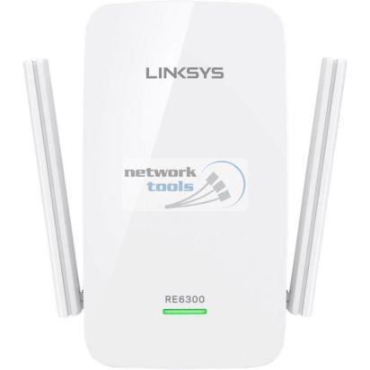 Linksys RE6300 Двухдиапазонный Wi-Fi усилитель беспроводного сигнала