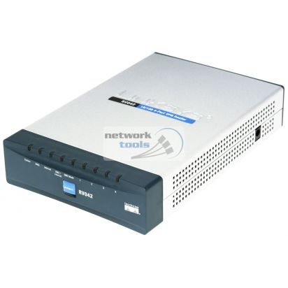 Linksys Cisco SB RV042 VPN маршрутизатор SB