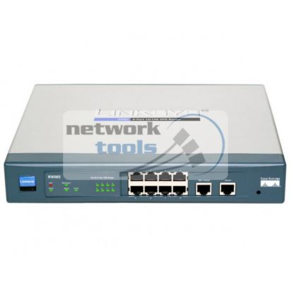Linksys Cisco SB RV082 VPN маршрутизатор SB 8-портов