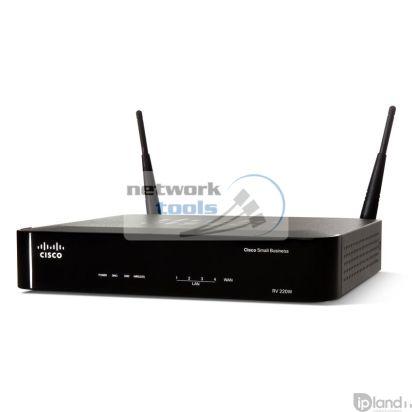 Linksys Cisco RV220W-E-K9-G5 Межсетевой экран c Wi-Fi двухдиапазонный