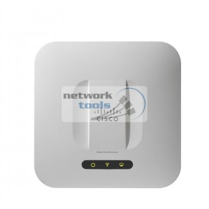 Linksys Cisco SB WAP321-E-K9 Dual-Band Точка доступа Wi-Fi с PoE