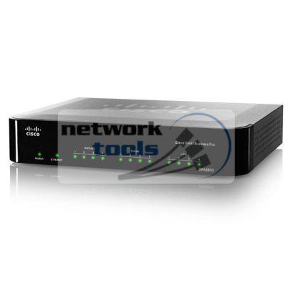 Linksys Cisco SB SPA8800 Шлюз VoIP 4xFXS порта и 4xFXO порта
