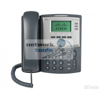 Linksys Cisco SB SPA303 Телефон IP 3 line display
