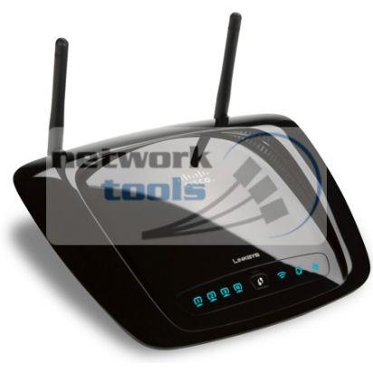 Linksys WRT160NL-EE роутер Wi-Fi 4xLAN, USB, 300N