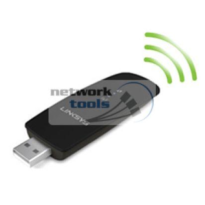 Linksys WUS6300 Wi-Fi компактный беспроводной адаптер USB