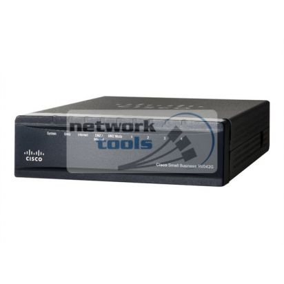 Linksys Cisco SB RV042G VPN маршрутизатор SB 6-портов